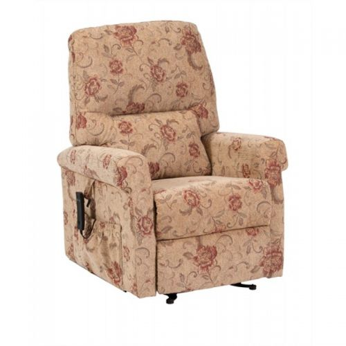 Sasha Single Motor Rise and Recline Armchair