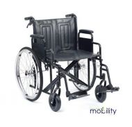 Sentra HD Self Propel and Transit Wheelchair Crash Tested