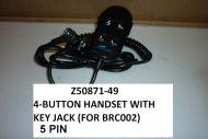 Dual Motor Handset for Drive Borg