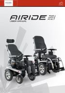 Excel Mobility Airide X Tend Manual