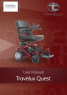 Excel Mobility Travelux Quest Manual