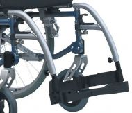 Footplates for Excel G5 Modular Wheelchair