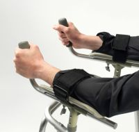 Forearm Platform For Walking Frames