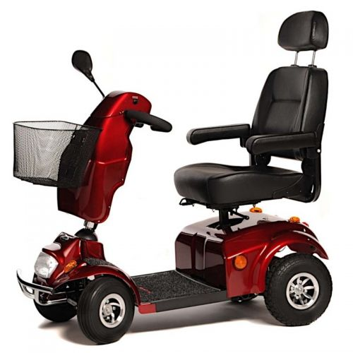 Freerider City Ranger 6 Mobility Scooter