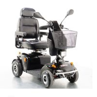 Freerider Mayfair 8 Deluxe 8mph Mobility Scooter
