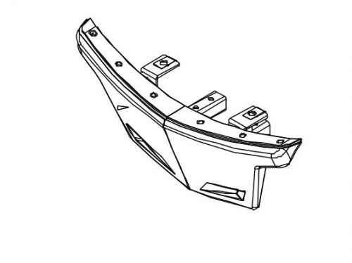 Front Bumper for Drive Envoy 4 Mobility Scooter