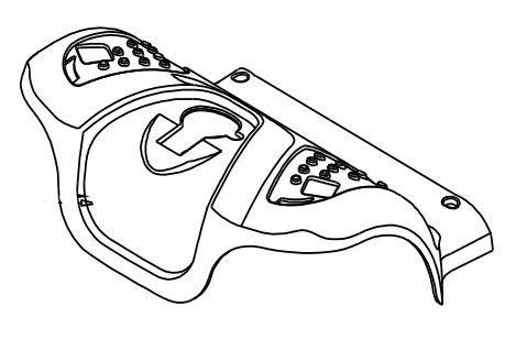 Front Shroud for Drive Prism Sport