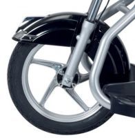 Front Wheel Complete For A Drive Easy Rider