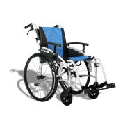 Excel G Logic Self Propel or Transit Lightweight Wheelchair