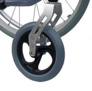 2 x 8 inch Castor Wheel for Excel G4 Modular Wheelchair