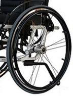 Rear Wheel For A Excel G6 Wheelchair