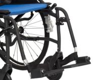 Footplates for Excel G Logic Wheelchair