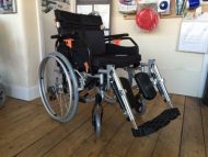 Excel G Modular Wheelchair