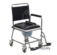 Glide About Wheeled Commode