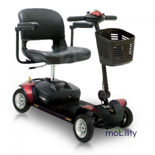 Pride Go-Go Elite Traveller Car Transportable Mobility Scooter