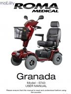 Shoprider Granada Manual