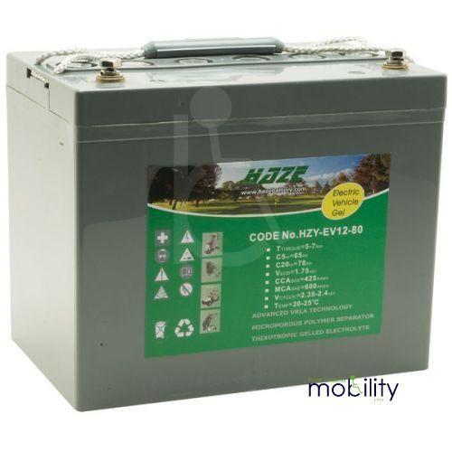 Haze 86ah AGM Battery