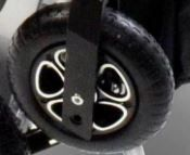 7 Inch Aluminium Alloy Front Wheel For The I-GO