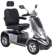 Invacare Cetus 8mph Mobility Scooter