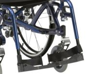 Legrest Assembly For A Drive K Chair Wheelchair