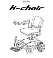 Kymco K Chair Manual