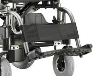 Footplates for Karma Falcon Powerchair