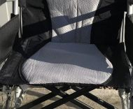 Seat Canvas for Karma Ergo Lite 2 Wheelchair