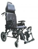 Karma MVP 502 Reclining Attendant Propel Wheelchair