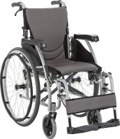 Karma Ergo 125 Self Propelled and Attendant Propelled Wheelchair