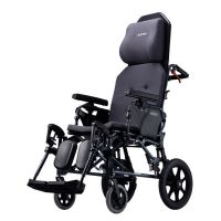 Karma MVP 502 Reclining Self propel and Attendant Propel Wheelchair