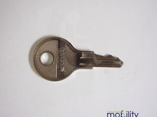 Ignition key for Electric Mobility Scooters