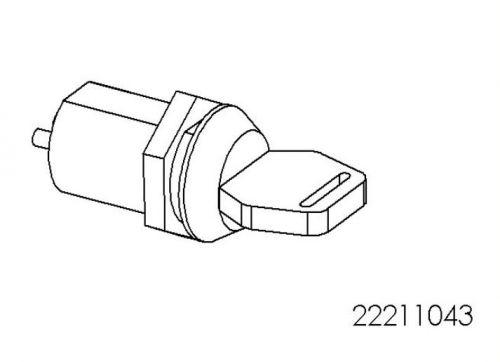 Ignition Keys and Barrel for Sterling S425