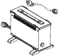 Battery Charger For A Kymco Maxer EQ40DA