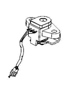 Throttle Potentiometer For A Kymco Maxi For U EQ40AA