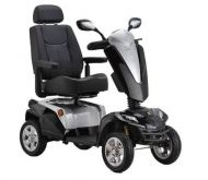 Kymco Maxer 8 mph Mobility Scooter