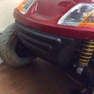 Front Plastic Bumper for Kymco Midi X For U EQ35AA