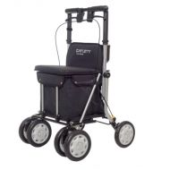 Carlett 900 Rollator and Shopping Trolley