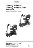 Rascal Balance and Balance Plus Manual