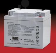 MK AGM Battery 12 Volt 45Ah