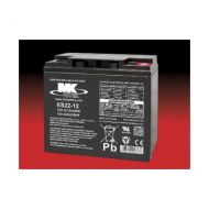 MK AGM Battery - 12 Volt - 22AH