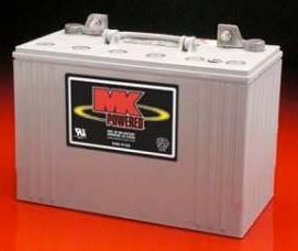 MK GEL Battery 12 volt 97 Ah for Mobility Scooters E31 SLD G ST