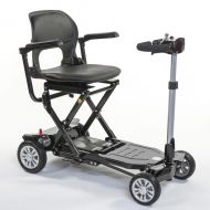 Carbon Supa Lite Folding Mobility Scooter