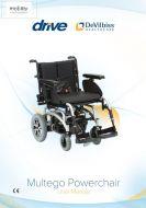 Drive Multego Powerchair Manual