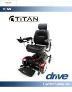 Drive Titan Powerchair Manual