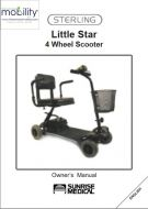 Sunrise Medical Sterling Little Star Manual