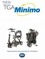 TGA Minimo Manual
