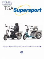 TGA Supersport Manual