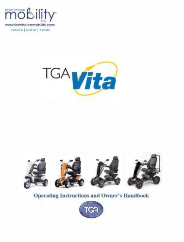 TGA Vita Manual