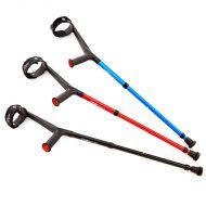 Foldacrutch - Folding Transportable Crutches