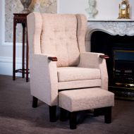 NHC Tailor Made High Back Chair